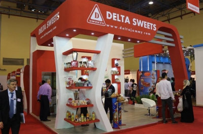 Delta Jammy in Food Africa  Exhibition